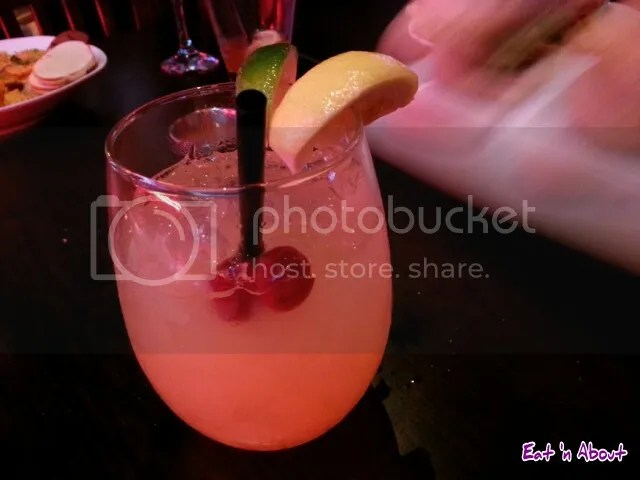 lickerish lounge: White Sangria