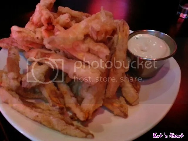 lickerish lounge: Tempura Yam Fries