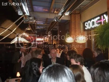 Society Dining Lounge opening