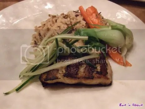 Chop Steakhouse: Miso Sablefish