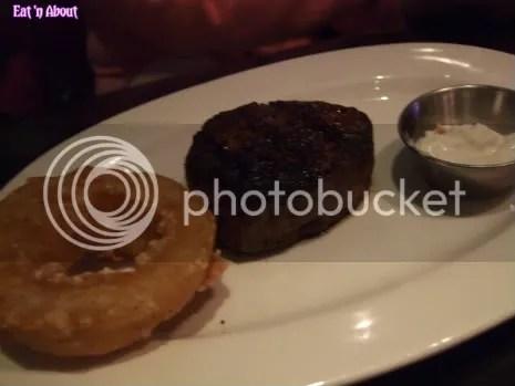 Pinky's Steakhouse: Ladies Cut 6oz Filet Mignon