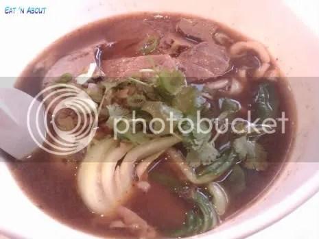 Sunway Restaurant: Beef Noodles