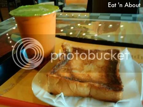 Tapioca Express: Fluffy Thick Toast with Thai Bubble Tea