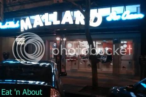Mallard Ice Cream exterior