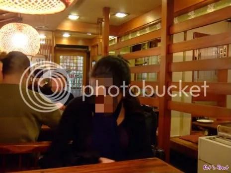 Okonomiyaki Kinoya interior