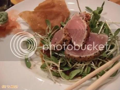 Beacon Landing: Tuna Tataki