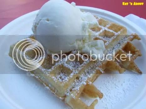 Wannawafel: Brussels waffle