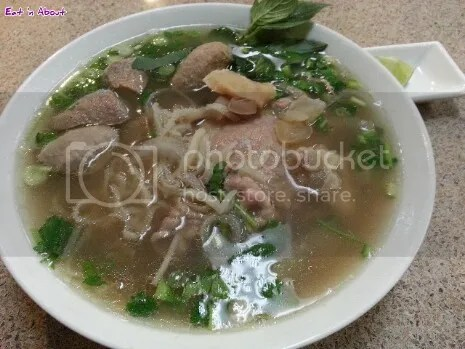 Kim Anh: House special pho