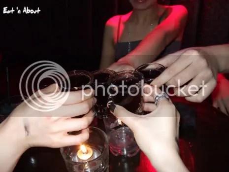 Au Bar: Pornstar shots