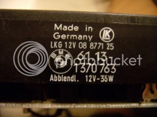 small resolution of bmw e30 fuse box module