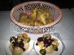 siomai and puso