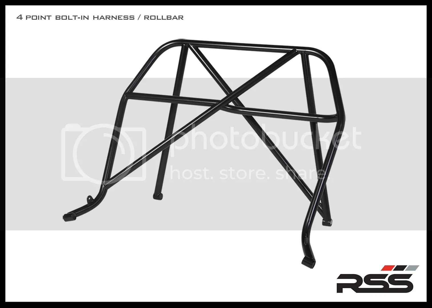 RSS: To trim or not trim? 930 vs. 901 Harness/Roll Bar
