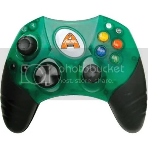 Quick, name Captain Americas favorite gamepad!