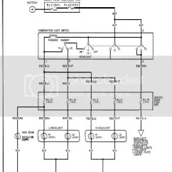 95 Honda Civic Headlight Wiring Diagram 2004 92-95 Dx Wiring. - Honda-tech Forum Discussion