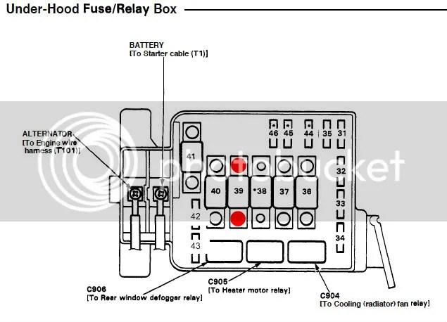 1996 Honda Accord Fuel Pump Relay Location, 1996, Free