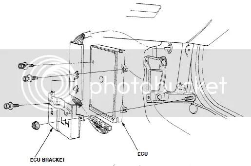 1993 Honda Civic EX 1.5 L, electrical /fuel pump issue
