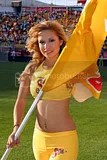 Mexican Soccer Cheerleaders Porristas