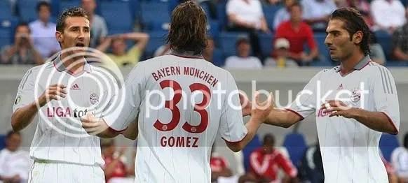 huge discount 8acc0 0649e FC Bayern Munich Adidas 2009/10 UEFA Champions League Kit ...