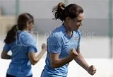 U.S. and Sweden Women's Soccer Algarve Cup Final Training