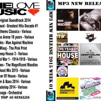MP3 NEW RELEASES 2015 WEEK 01