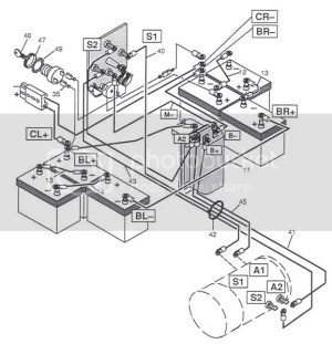 Please help me understand 36v system