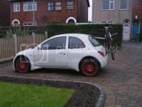 Ford ka roof rack halfords