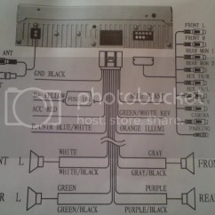 Xtrons Wiring Diagram 1997 Dodge Neon Starter Head Unit Installation - Mg-rover.org Forums