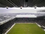 View over Newcastle SJP