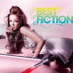 BEST FICTION - Namie Amuro