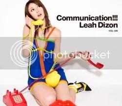 Communication!!! - Leah Dizon