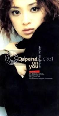 Depend on you - Ayumi Hamasaki