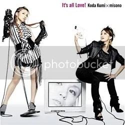 It's all Love! - Koda Kumi × misono