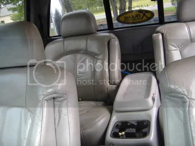 Rear Seat Captain Chairs  Diesel Place  Chevrolet and