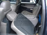 Rear Seat Captain Chairs?