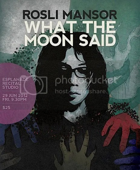 Rosli Mansor, What The Moon Said