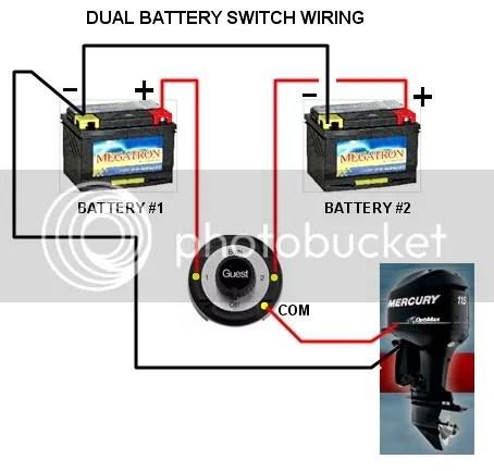 12v 24v Trolling Motor Wiring Diagram Dual Battery And Vsr Boating Fishraider