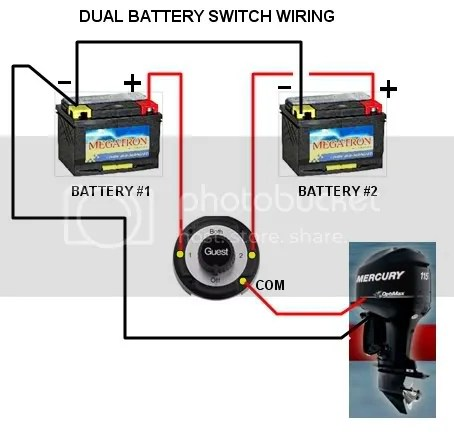 blue sea add a battery wiring diagram lighting from switch dual and vsr boating fishraider standardbatteryswitchwiring jpg