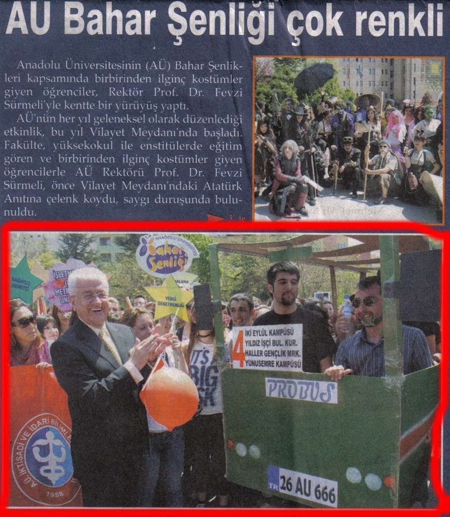 Burç Gazetesi
