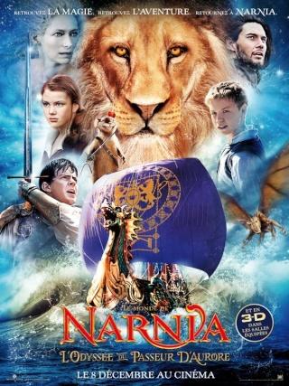 Le Monde de Narnia : L'Odysée du Passeur d'aurore