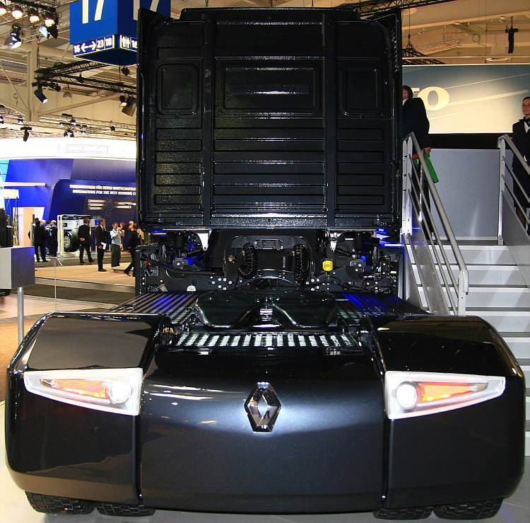 Renault Magnum Vega
