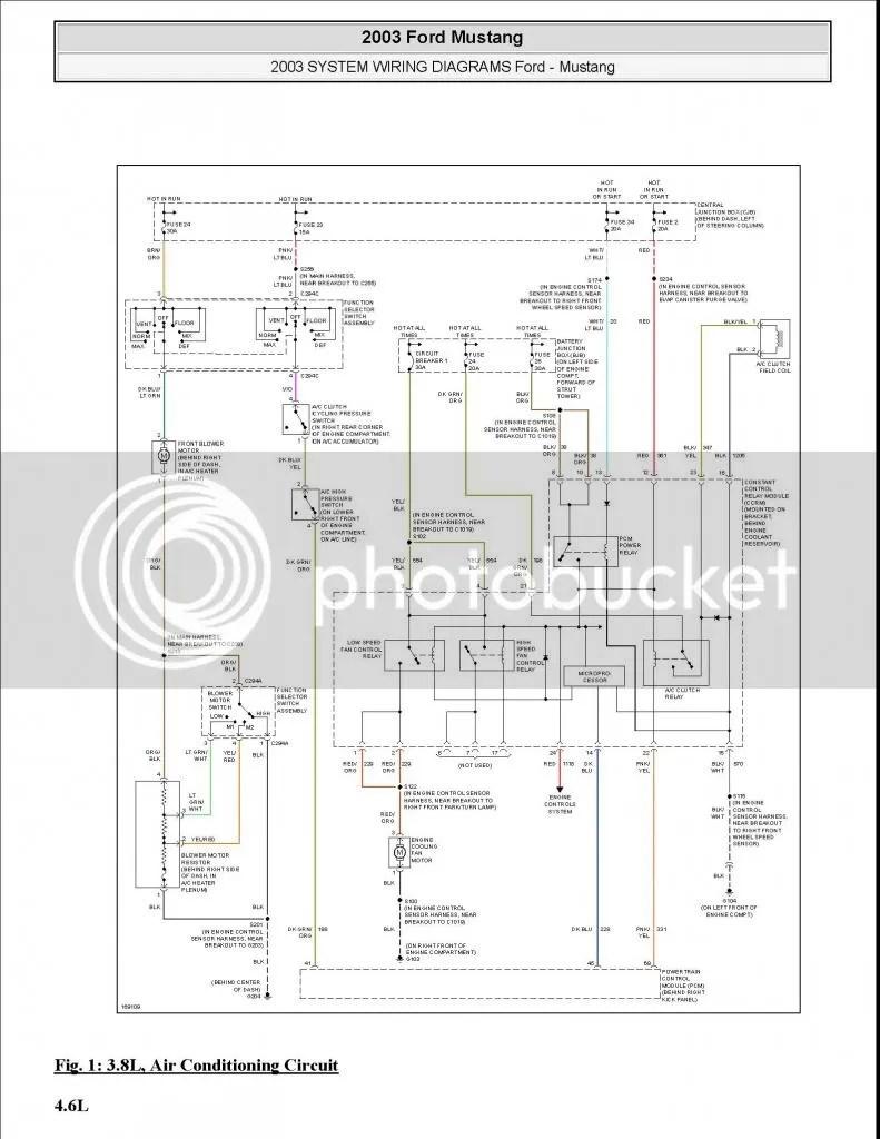 medium resolution of 1999 4 6l mustang engine diagram
