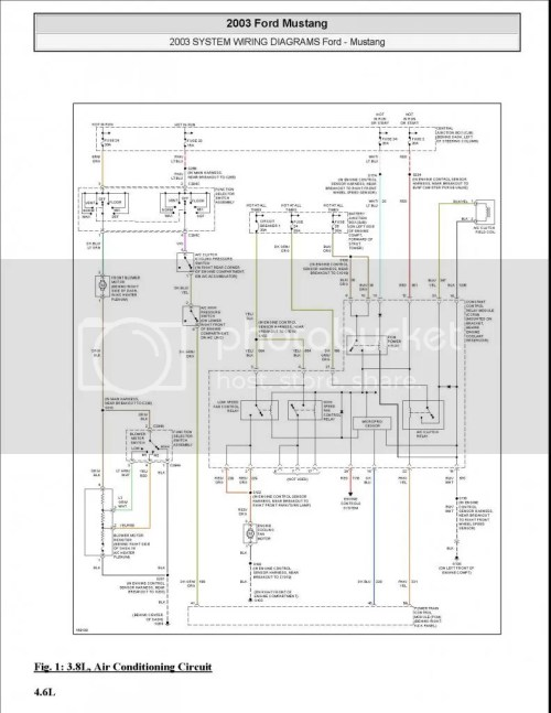 small resolution of 1999 4 6l mustang engine diagram