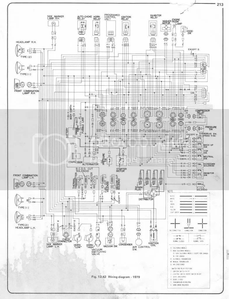 hight resolution of 79 620 electrical gremlin help electrical ratsun forums 1978 datsun pickup wiring diagram 1981 nissan pickup wiring diagram