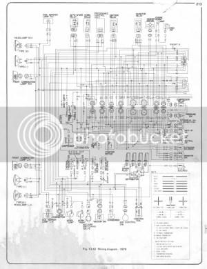 79' 620 electrical gremlin help  Electrical  Ratsun Forums