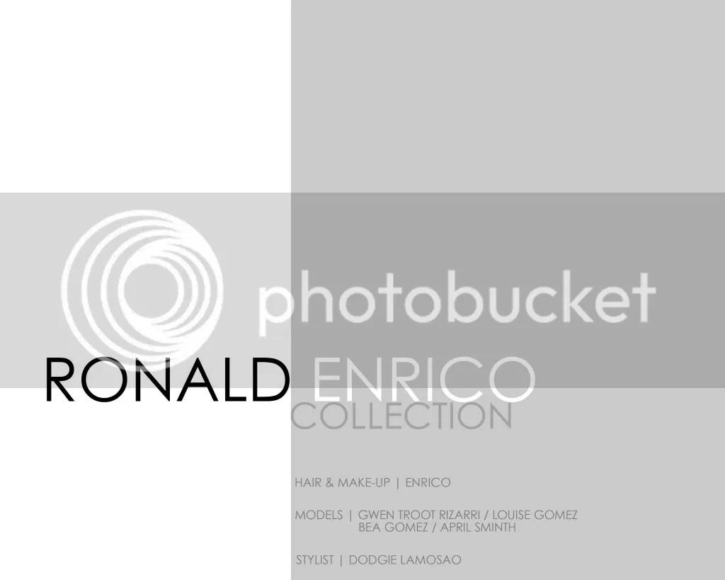 ronald enrico,fashion,glamour,event,jeffroger kho,rock paper scissors