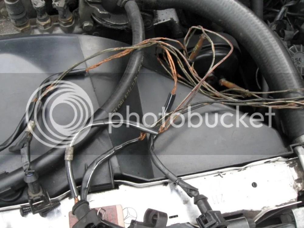 medium resolution of mercedes benz engine wiring harness wiring libraryfuel mercedes filter benz location1996s500 7