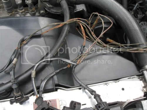 small resolution of mercedes benz engine wiring harness wiring libraryfuel mercedes filter benz location1996s500 7