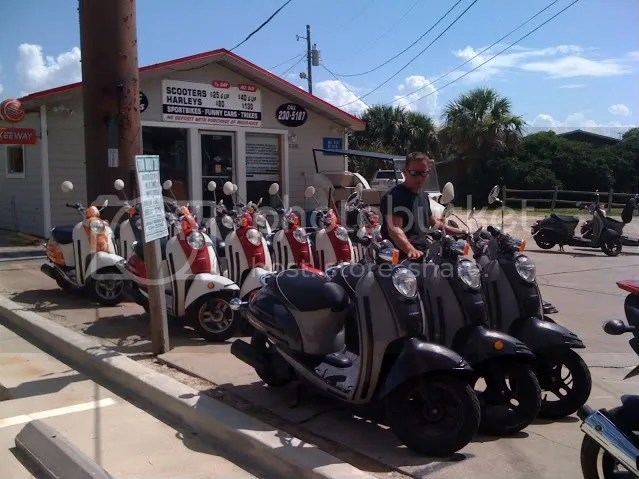 2010 Summer Scooter Trip Day 3 Houston Texas Scooter S Blog