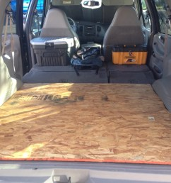 picked up matching carpet from the junkyard from an expedition without the 3rd row seat option  [ 1024 x 768 Pixel ]