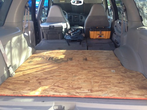 small resolution of picked up matching carpet from the junkyard from an expedition without the 3rd row seat option